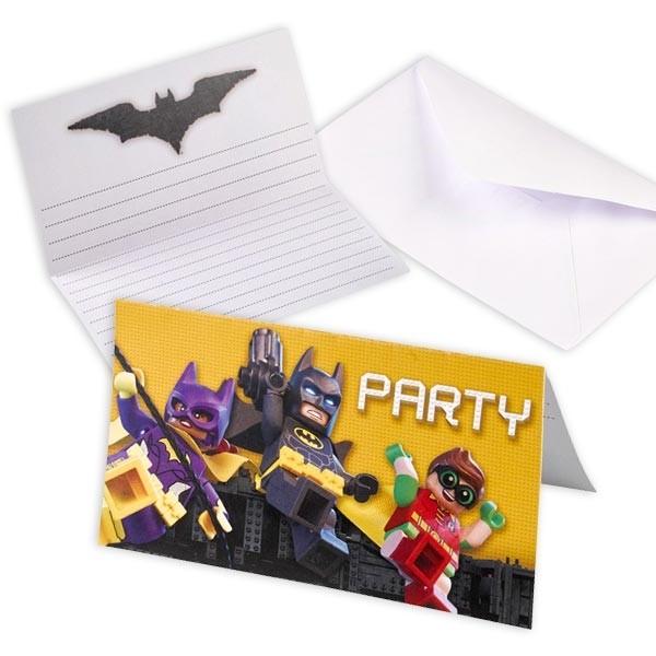 Lego Batman Servietten 20 Stk
