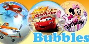 Bubble-Ballons