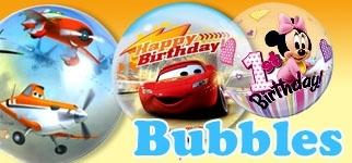 Bubble-Ballons