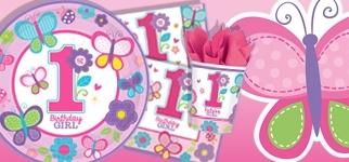 1. Geburtstag Sweet Birthday Girl