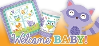 Baby Party Waldtiere