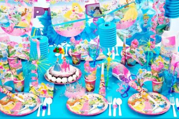 Partydekoration für Kinder